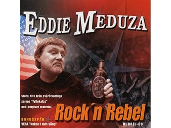 Meduza Eddie: Rock'n rebel (2 CD)