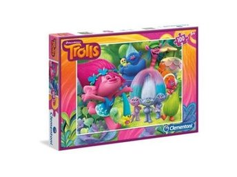 100 pcs. Puzzles Kids Special Collection Trolls