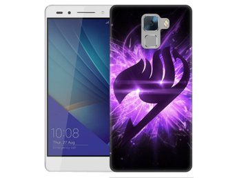 Huawei Honor 7 Skal Lila Fairy Tail