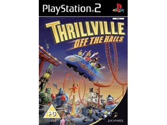 Thrillville - Off The Rails - Playstation 2 PS2