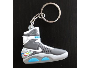 "NIKE AIR MAG ""BACK TO THE FUTURE"" streetwear sneaker nyckelring"