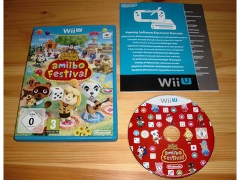 Wii U: Animal Crossing - Amiibo Festival