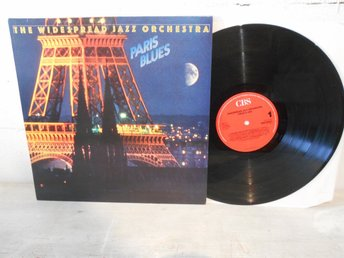 The Widespread Jazz Orchestra - Paris Blues Holl Orig-85 TOPPEX !!!!