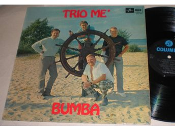 Trio Me´ Bumba LP Same 1966