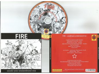 FIRE - COULD YOU UNDERSTNAD ME (CD 1973/2004)