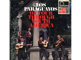 LOS PARAGUAYOS - ON TOUR THROUGH SOUTH AMERICA