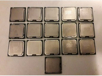 Intel Processor 16 St ( Se Bild )