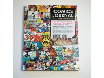 The Comics Journal #299 Aug. 2009