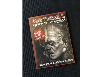 "INSTRUKTIONS/UTBILDNINGS DVD TATUERING: ""Bob Tyrell: Method to my madness"""