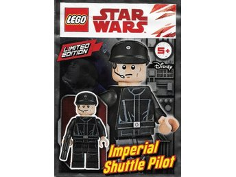 Lego Figur Disney Star Wars 911832 Imperial Shuttle Pilot Limited Edition FP