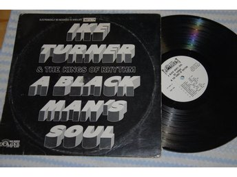 IKE TURNER - A Black Man's Soul - US LP funk breaks