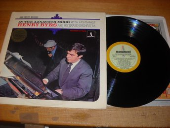 In The Aznavour Mood With His Pianist Henry Byrs