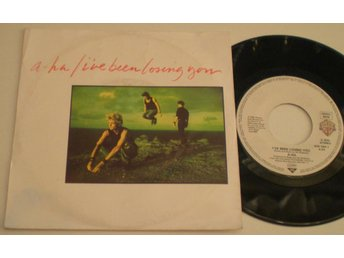 A-Ha 45/PS I´ve been losing you 1986 VG++