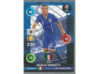 MARCO VERRATTI - ITALIA - ROAD TO EURO 2016
