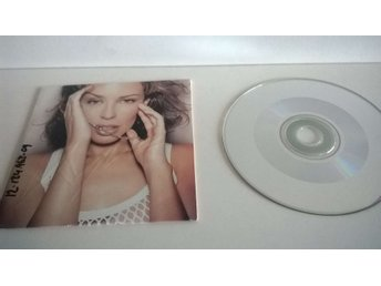 Kylie Minouge - In Your Eyes, single CD, promo
