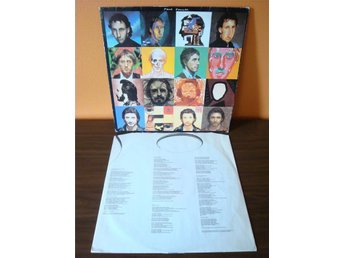 The Who: Face Dances. 1981 LP