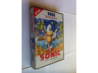 Master System: Sonic the Hedgehog