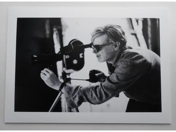 ANDY WARHOL - Filming 'Taylor Mead's Ass', 1964 - *A4*-print NME! - London - ANDY WARHOL - Filming 'Taylor Mead's Ass', 1964 - *A4*-print NME! - London