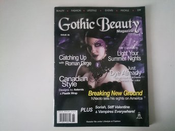 Gothic beauty #36