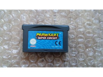 Mario Kart Super Circuit, Gameboy Advance