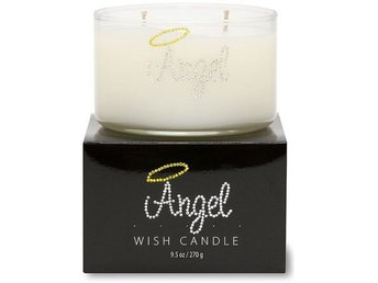 Primal Elements Wish Candle Angel