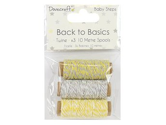 REA! Back to Basics - Baby Steps - Twine 3 x 10 meter