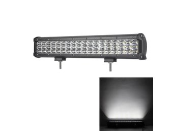 Ljusramp fordon LED - 216 Watt, Spot 21600 LM