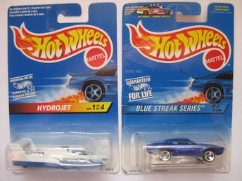 Leksaker Hot Wheels Cars Bilar Mattel - 2st Hot Wheels  - HWB 50