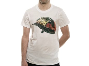 FULL METAL JACKET - HELMET (UNISEX)  T-Shirt - X-Large