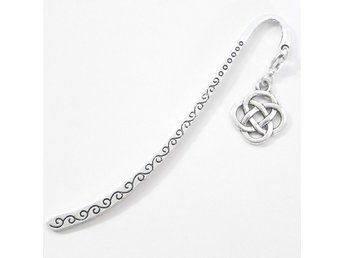Celtic knut bokmärke / Celtic knot bookmark