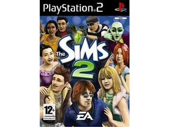 The Sims 2 - Playstation 2 PS2