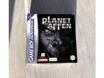 Javascript är inaktiverat. - Nacka - Spel: Planet of the apes System: Nintendo Game boy Advance Skick: Helt nytt, Boxen är aldrig öppnad NEW IN BOX Spelen jag säljer är alltid testade och fungerar. Om inget annat anges har spelet alltid engelsk eller svensk text och fungerar på  - Nacka