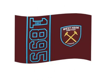 West Ham Flagga Since