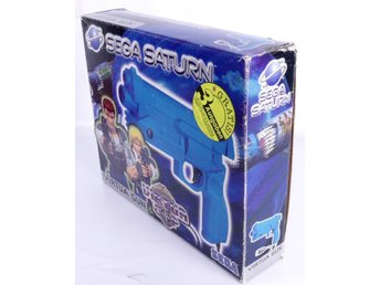 Sega Saturn Virtua Gun -  - PAL (EU)
