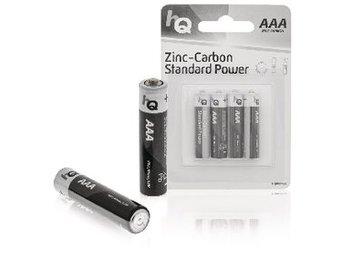 Javascript är inaktiverat. - Nossebro - Zink-kol-batterierna är mycket tillförlitliga. De är särskilt lämpliga för enheter med liten strömförbrukning, t.ex. klockor och fjärrkontroller.EGENSKAPER:Antal batterier: 4Batteritypsenergi: R03Enhetstyp: OlikaFörpackning: BlisterSp - Nossebro
