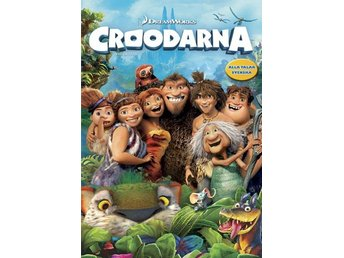 Croodarna (DVD)