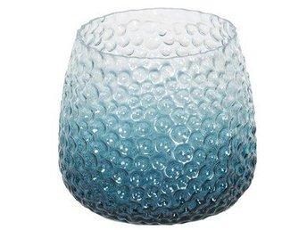 Javascript är inaktiverat. - örebro - Ljuslykta i blåfärgat glas från Svanefors. Snygg och trendig design. Dekorativa bubblor i glaset vilket ger ett fantastiskt sken. Snygg både med och utan tänt ljus i. Varför inte använda den som en mini vas till små blombuketter? Mått b - örebro
