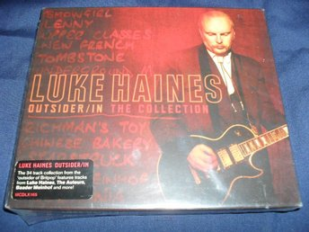 Luke Haines - outsider/in the coleection ( The Auteurs )