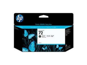 HP No72 Matte Black Ink Cartridge 130ml