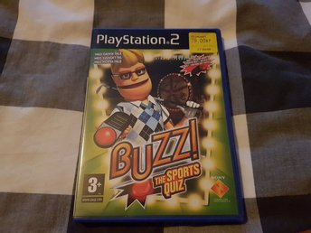 Buzz! The sport quiz PS2
