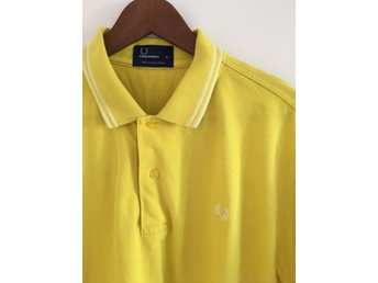 XL Fred Perry Polo Piké - PIQUÉ POLO SHIRT - Pikétröja