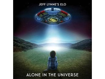 Jeff Lynne's ELO: Alone in the Universe (Vinyl LP + Download)
