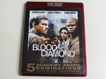 BLOOD DIAMOND (HD DVD) Leonardo DiCaprio