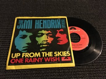 SI THE JIMI HENDRIX EXPERIENCE UP FROM THE SKIES POLYDOR DE PS