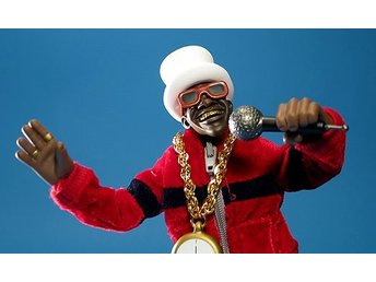 public enemy Flavor Flav action figures fern Mezco