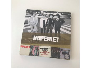 Imperiet Box- 4 CD