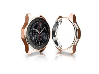 Smart Watch Protective Cover for Samsung Galaxy Watch 46mm Rosegold Fri Frakt Ny