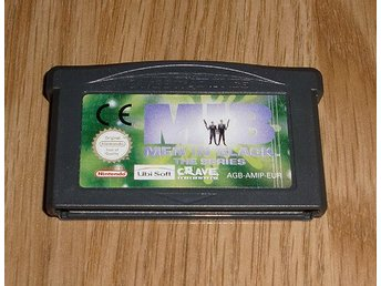 GBA: Men in Black the Series ★