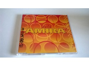 Amira - Walk, CD