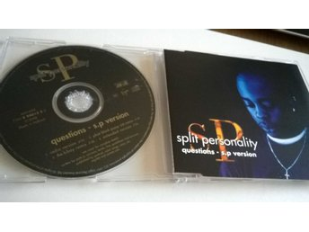 Split Personality - Questions - S.P Version, CD, Maxi-Single